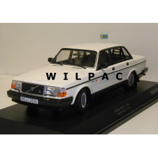 Volvo 240 1:18 240GL 244 wit 1986 Minichamps