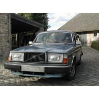 1978 Volvo 245 1:1 blauw metallic Belgisch kenteken LPG