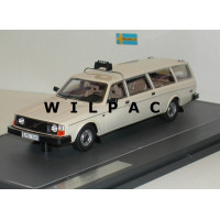 Volvo 245 Transfer 1978 Taxi beige MATRIX 1:43