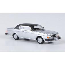 Volvo 262C Bertone zilvergrijs metallic 1979 NEO 1:87