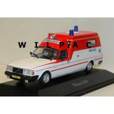 Volvo 264 265 1979 ziekenwagen ambulance Atlas 1:43