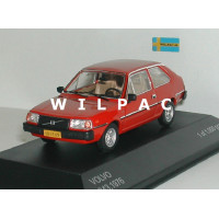 Volvo 343 rood White Box 1:43