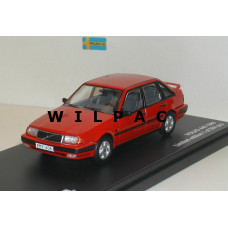 Volvo 440 Turbo type 2 1988 rood Triple 9 1:43