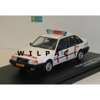 Volvo 440 Type 2 Rijkspolitie 1990 Triple 9 1:43