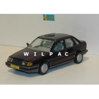 Volvo 440 GL Type 1 paars metallic AHC Doorkey 1:43