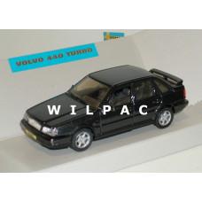 Volvo 440 Turbo Type 2 antraciet metallic AHC Doorkey 1:43