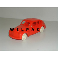 Volvo PV444 A 1950 rood Cerbo 1:64