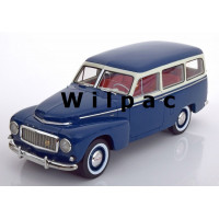 Volvo PV445 Duett blauw grijs 1956 BoS Best of Show 1:18