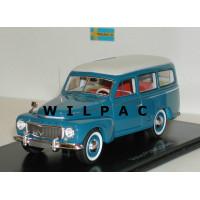Volvo PV445 Duett blauw met wit dak NEO 1:43 P210