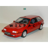 Volvo 480 Turbo 1:18 rood 1989 OTTOmobile