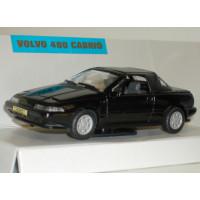 Volvo 480 Cabrio zwart AHC Doorkey 1:43