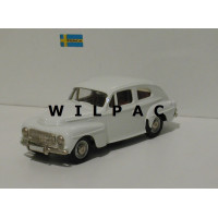 Volvo PV544 1963 wit USA Rob Eddie RE06z 1:43