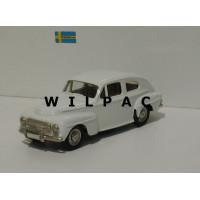 Volvo PV544 1963 wit USA Rob Eddie RE06z 1:43
