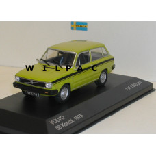 Volvo 66 combi 1975 groen WhiteBox 1:43