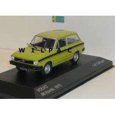 Volvo 66 combi 1975 groen WhiteBox 1:43