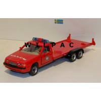 Volvo 850 Autotransporter Falck rood 1:43