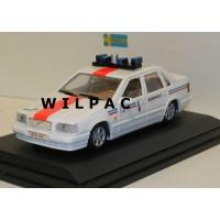 Volvo 850 GLT Belgische Politie Rijkswacht obv AHC Doorkey 1:43 code 3