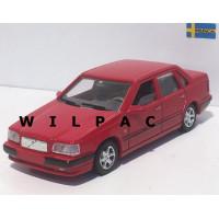 Volvo 850 GLT 1992 rood AHC 1:43