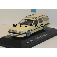 Volvo 850 T5-R Estate cream yellow Atlas 1:43