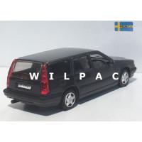 Volvo 850 Estate 1995 antraciet metallic RHD RECHTS STUUR AHC 1:43