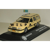 Volvo 850 T5-R Estate cream yellow Triple 9 1:43