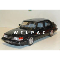 SAAB 900 Turbo zwart 1989 phase 1 OTTOmobile 1:18