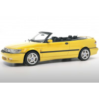 SAAB 9-3 Viggen Cabrio geel 1999 DNA Collectibles 1:18