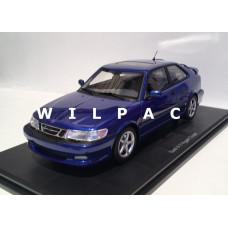 SAAB 9-3 Viggen Coupe blauw metallic 2000 DNA Collectibles 1:18
