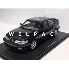 SAAB 9-3 Viggen Coupe zwart 2000 DNA Collectibles 1:18