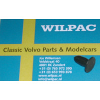 948690U clip bekleding A-stijl Volvo 140/164 1970+
