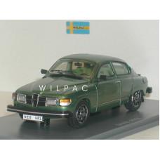 SAAB 96 GL V4 1979 groen metallic NEO 1:43