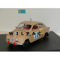 SAAB 96 1960 1000 Lakes Rally #36 Trofeu 1:43