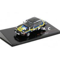 SAAB 99 EMS 1977 Rally van Zweden #1 Ixo Eklund Cederberg 1:43