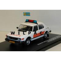 Saab 99 GL Gemeente politie Culemborg 1983 Triple 9 1:43