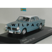 Volvo Amazon 1965 blauw wit WhiteBox 1:43