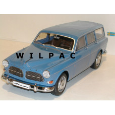Volvo Amazon Combi P220 blauw 1965 BoS Best of Show 1:18