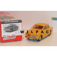 Volvo Amazon 1962 geel Somerville 1:43 #124