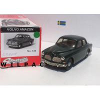 Volvo Amazon 1962 donkergroen Somerville 1:43 #124