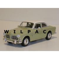 Volvo Amazon 1966 two-tone groen + wit Minichamps 1:43