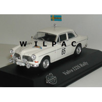 Volvo Amazon 122S 1966 Rally van Zweden Atlas Ixo 1:43