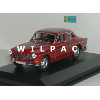 Volvo Amazon 1965 4-dr donkerrood Oxford 1:43 stuur rechts