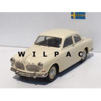 Volvo Amazon 1962 creme zacht beige Somerville #124 1:43