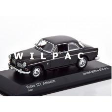 Volvo Amazon 1966 zwart Minichamps 1:43