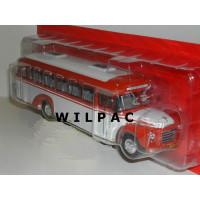Volvo B375 bus 1957 Hachette / Atlas 1:43