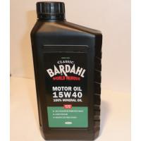 Bardahl 1 liter motorolie 15W40 Classic multigrade olie