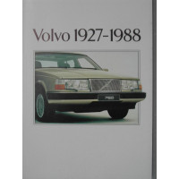 Boek: Volvo 1927-1988 Nederlandstalig