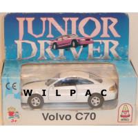 Volvo C70 coupe 1998 wit Brio Junior Driver 1:43