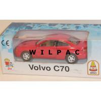 Volvo C70 coupe 1998 rood Brio Junior Driver 1:43