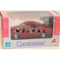 Volvo C70 coupe 1998 rood Cararama 1:43