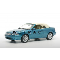 Volvo C70 Cabrio turquoise metallic 1999 DNA Collectibles 1:18